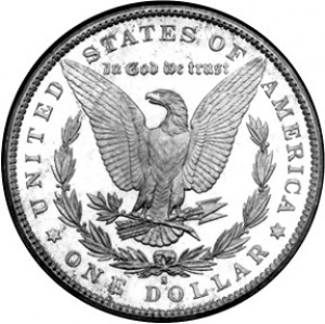 1881-S Morgan Silver Dollar PCGS/NGC MS66