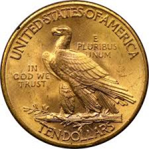 1926 $10 Indian Head Eagle PCGS MS64