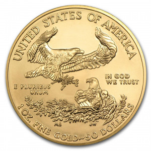 2017-W $50 American Gold Eagle PCGS PR70 DCAM